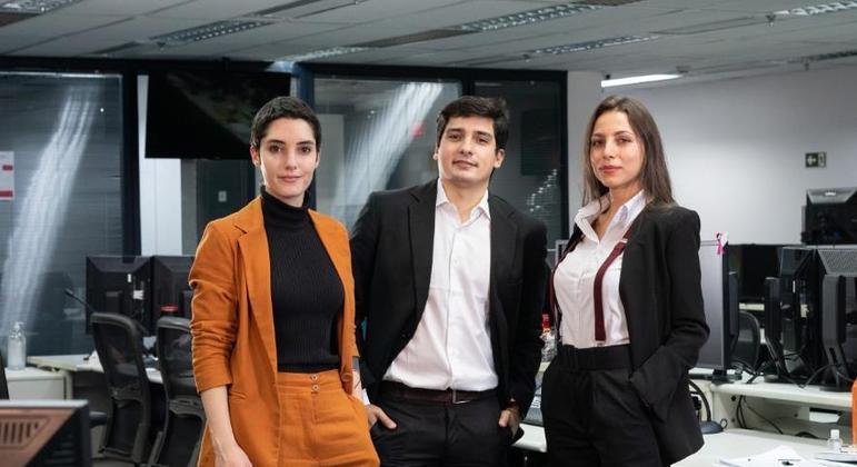 Carla, Alexandre e Ariane chegam na CM Capital para cuidar também do seu dinheiro