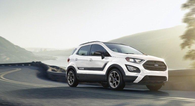 Na Argentina, a Ford importará da Turquia o EcoSport. O crossover compacto deve ser equipado com motorização 1.0 EcoBoost com 125 cv de potência