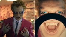 Ed Sheeran se torna um vampiro desordeiro no clipe de 'Bad Habits'