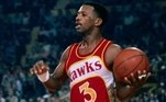Eddie Johnson, NBA, Hawks, Atlanta Hawks