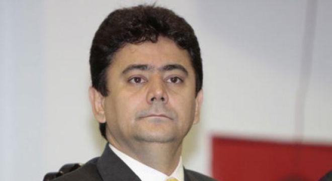O ex-secretário de Fazenda de Mato Grosso Éder de Moraes Dias