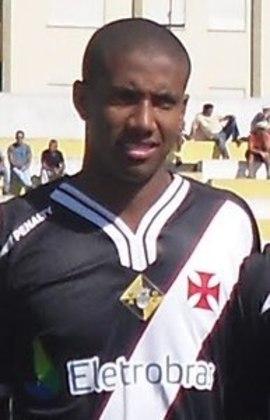 Éder Santana - estreou em 2008 - 1 gol e 0 gols pelo Vasco - Encerrou sua carreira em 2016, no São Cristóvão
