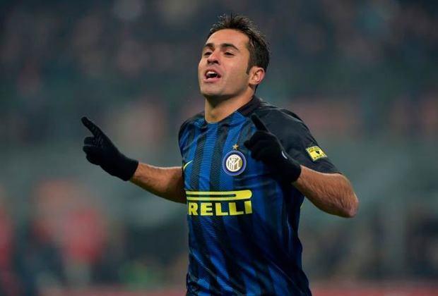 Éder: um dos principais jogadores da Sampdoria no período em que atuou no clube, Éder foi chamado para defender a Itália e assim optou por se naturalizar e passar a defender a seleção europeia.