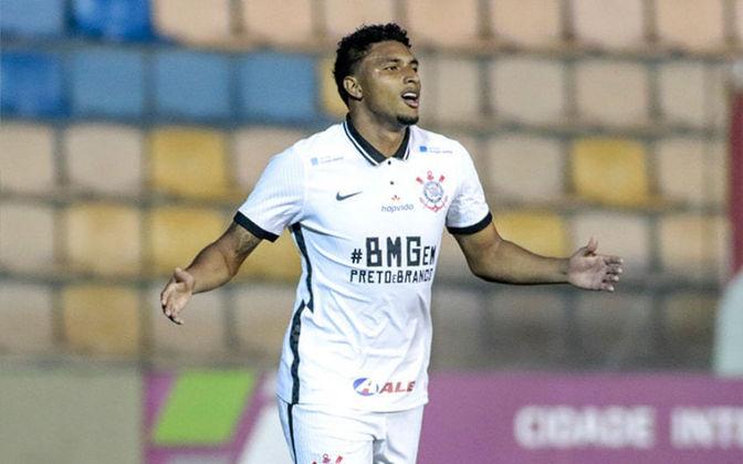 Éderson - 21 anos - Corinthians - Volante - Fora dos planos de Vagner Mancini para a próxima temporada, o volante negocia sua saída e deve assinar com o América-MG.