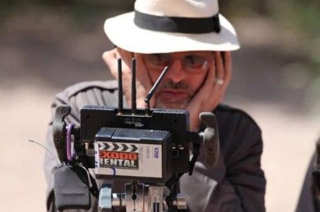 Edgard Miranda é o diretor da novela 'Gênesis'