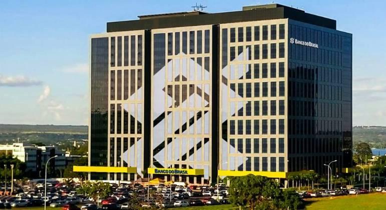 Edifício-sede do Banco do Brasil em Brasília: instituição divulgou fato relevante nesta terça (13)