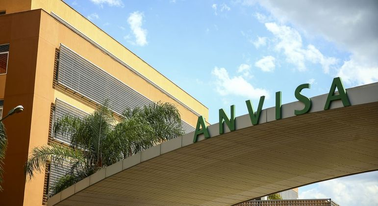 Sede da Agência Nacional de Vigilância Sanitária (Anvisa), em Brasília (DF)