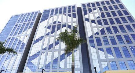 Na imagem, prédio do Banco do Brasil