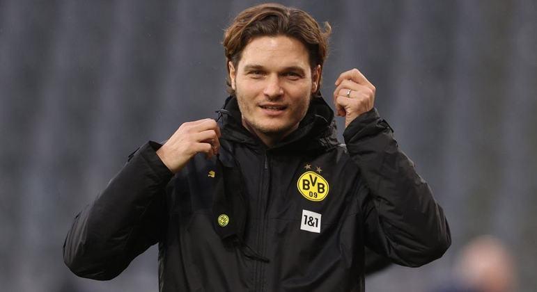 Edin Terzic, do Dortmund