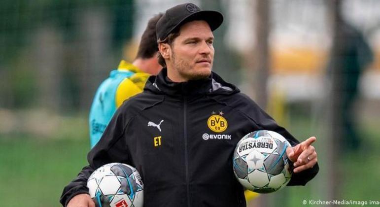 Edin Terzic, do Borussia Dortmund
