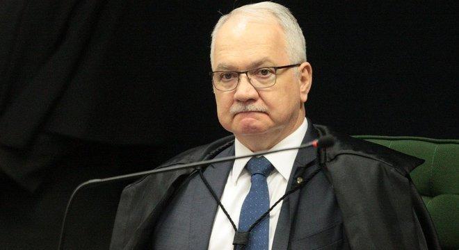 Ministro Edson Fachin é relator de pedidos para suspender inquérito aberto por Toffoli