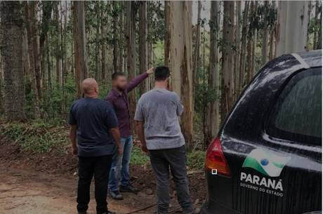 Edson mostra onde deixou o corpo do jogador Daniel