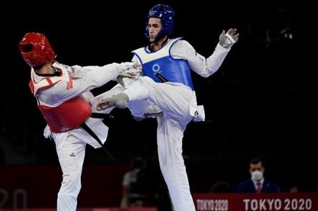 Edival Pontes perde nas oitavas de final e se despede dos Jogos Olímpicos de Tóquio.