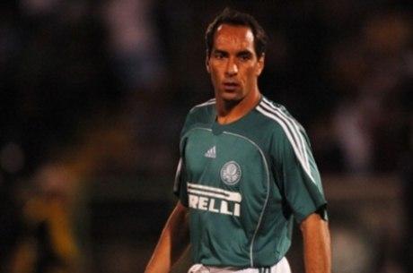 Edmundo é um dos maiores ídolos do Palmeiras