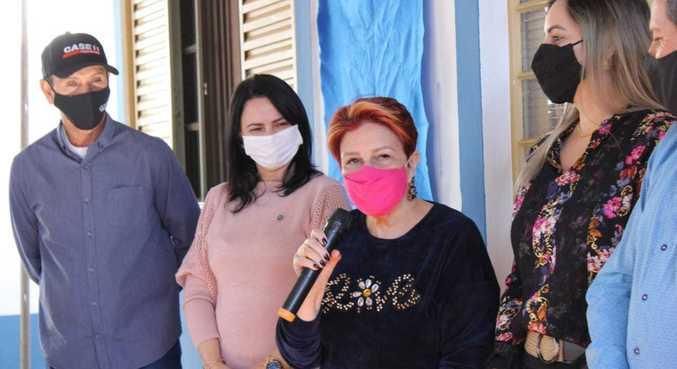 Deputada estadual se encontrou com lideranças políticas da região de Prudente