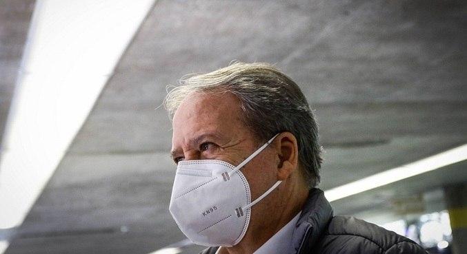 Edson Aparecido visitou Ministério da Saúde na manhã deste sábado (22)