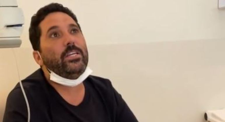 Cantor sertanejo falou sobre estado de saúde em publicação nas redes sociais