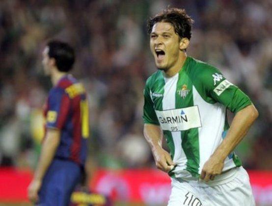 Edu - 63 gols atuando por Celta de Vigo e Betis