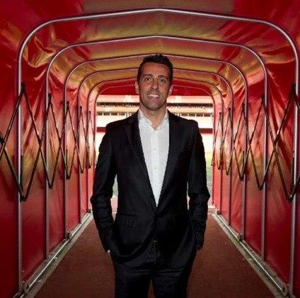 Edu Gaspar - Atual diretor de futebol do Arsenal, da Inglaterra, o ex-meia foi diretor de futebol do Corinthians entre 2012 e 2016, além de atuar também como coordenador da seleção brasileira