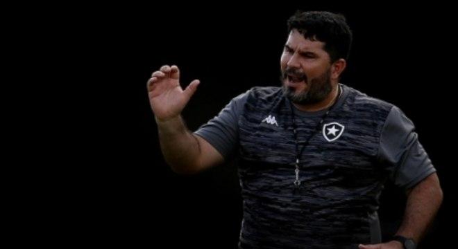 Eduardo Barroca - Botafogo