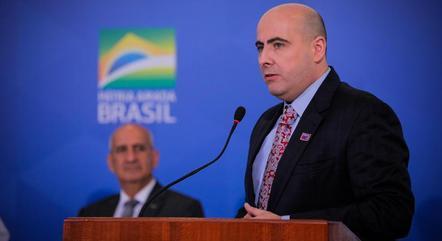 Eduardo Bravo é presidente da Unigrejas