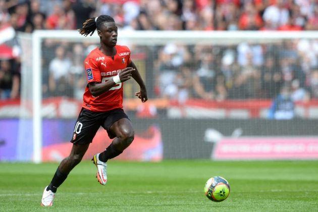 Eduardo Camavinga - Jovem de 18 anos, que atua pelo Rennes, é o plano B do PSG caso não chegue a um acordo com Pogba