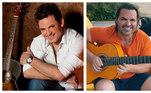 Eduardo Costa é atualmente um dos nomes mais conhecidos da música sertaneja. Do primeiro CD pra cá já se passaram 20 anos, com direito a muitos hits, polêmicas e também transformações no visual; relembre a trajetória profissional do artista