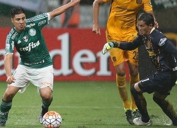 Eduardo Coudet (argentino): 1 vez (Rosario Central 2015)