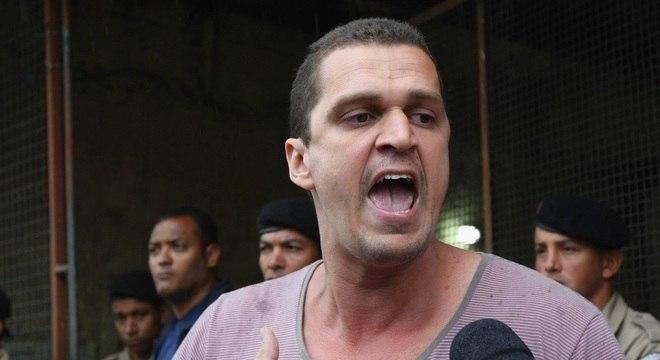 Eduardo Fauzi, na época das manifestações de 2013