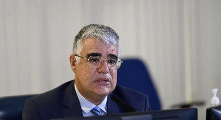 O senador Eduardo Girão (Podemos-CE)
