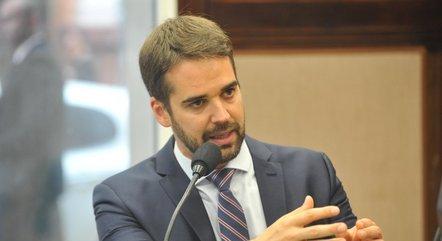 Na imagem, governador Eduardo Leite (PSDB-RS)