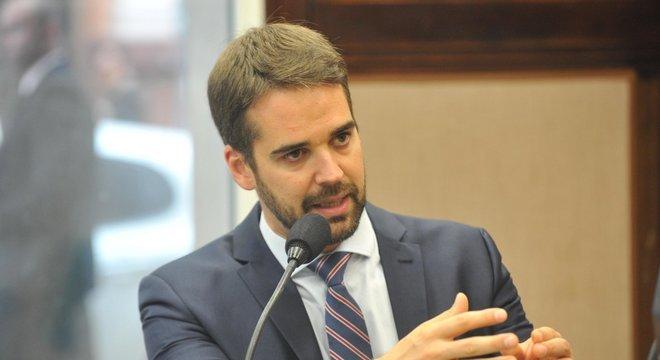 O governador do Rio Grande do Sul, Eduardo Leite
