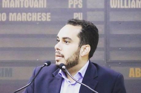 Deputado federal Paulo Eduardo Martins