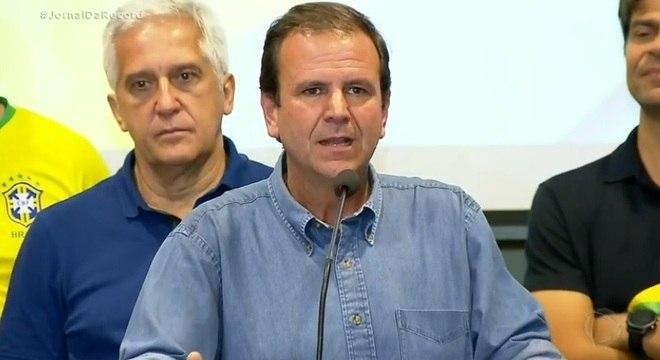 Eduardo Paes, ex-prefeito do Rio