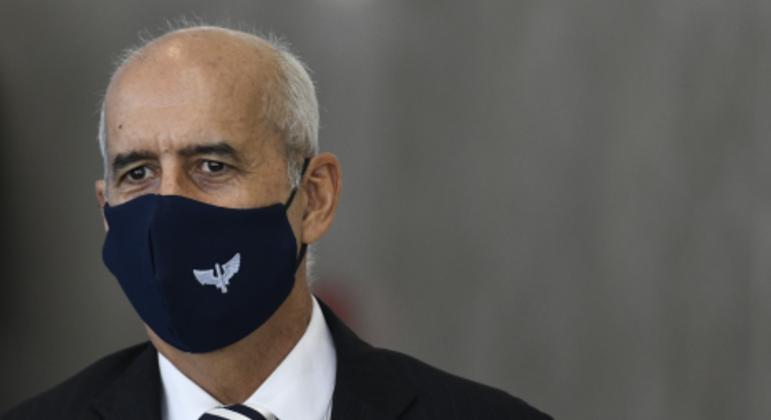 O ministro-chefe da Casa  Civil, Eduardo Ramos