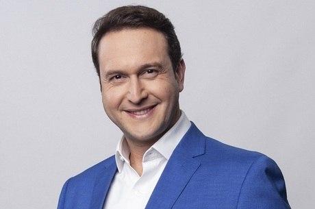 Eduardo Ribeiro, apresentador e repórter da Record