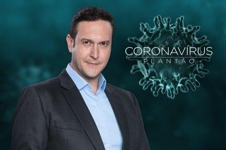 Eduardo Ribeiro comanda mais uma edição do Coronavírus - Plantão nesta quinta (14)