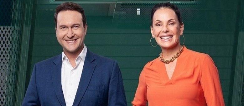 Eduardo Ribeiro e Carolina Ferraz serão os apresentadores da Retrospectiva da Record