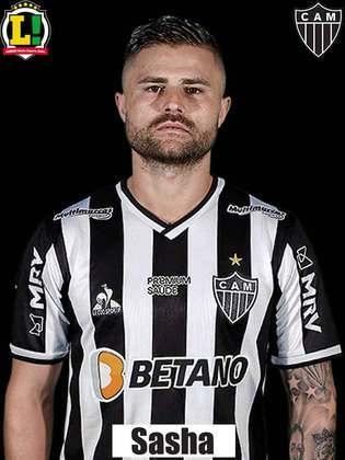 Eduardo Sasha - Sem nota: Jogou a reta final para buscar o gol da vitória, entretanto teve pouco tempo em campo.