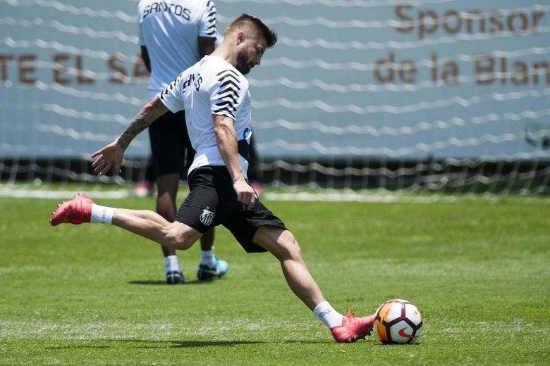 Santos FC empata com Corinthians — Paulista