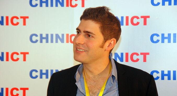 Eduardo Saverin, cofundador do Facebook