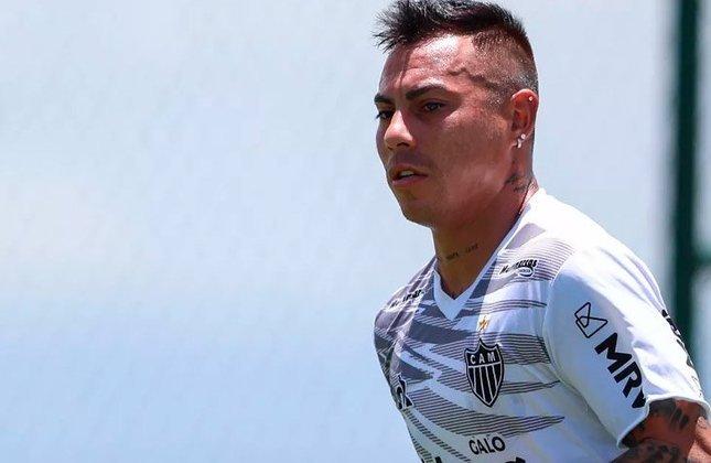 Eduardo Vargas (atacante) - Contrato até 31/12/2022