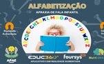 Criado em parceria com a Apae de Cotia, o aplicativo Educ 360º funciona como um game que auxilia no processo de alfabetização, voltado para todas as crianças. A realidade aumentada auxilia no processo de aprendizagem de criançasem fase de alfabetização, sobretudo as de espectro autista e com Síndrome de Down