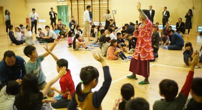 Educação ambiental ajuda a disseminar conceito de desperdício zero em Kamikatsu