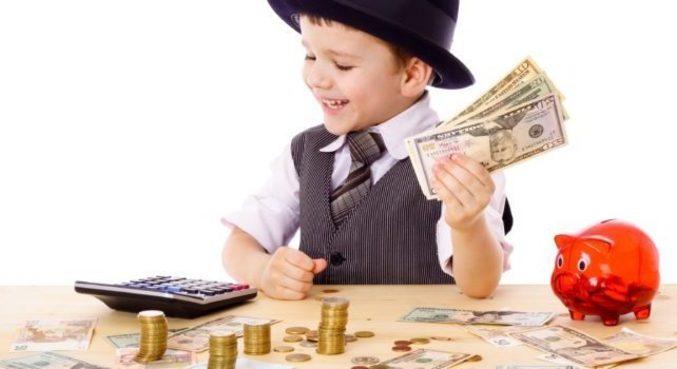 O aprendizado de economia deve estar conectado em ações do dia a dia da criança