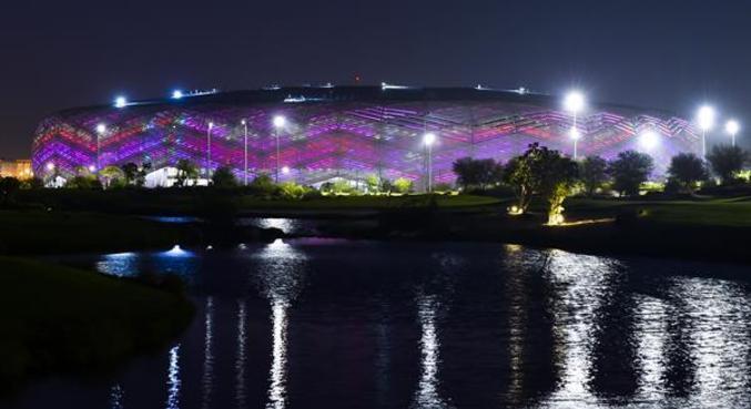 Qatar busca organizar mundial com tecnologia, já vista no estádio em Doha