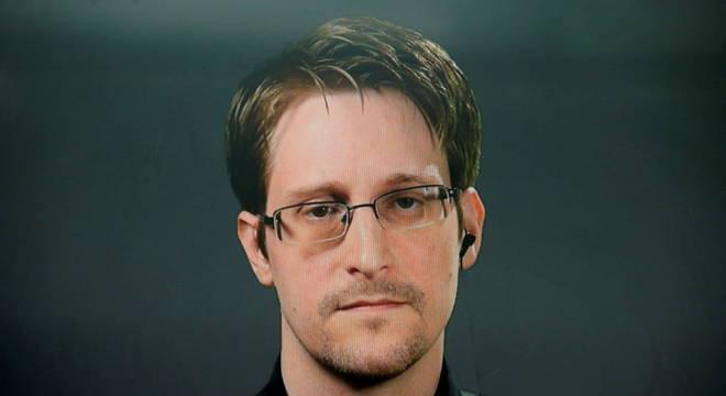 Edward Snowden, ex-analista da CIA e da NSA