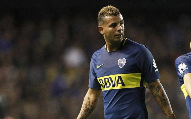 Edwin Cardona – O meia colombiano já deu duas assistências nessa edição da Libertadores e pode ser a pedra no sapato do Colorado.