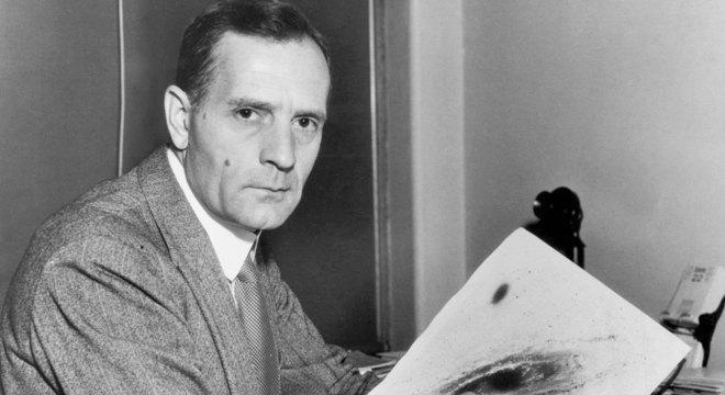 'Desde que Edwin Hubble fez suas observações por volta de 1930, sabemos que nosso universo está se expandindo', diz Sánchez