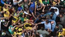 Bolsonaro diz que foi 'apenas um na multidão' no 7 de Setembro